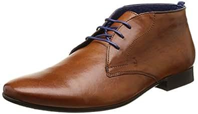 Azzaro Ison, Chaussures de ville homme - Marron (Cognac), 41 EU