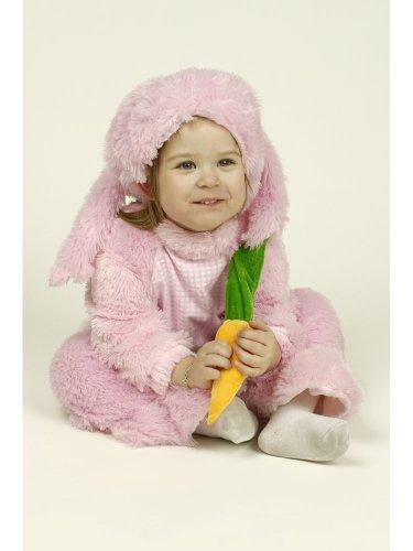 Kostüm Möhre Kind - Kostüm für Kinder Overall Häschen mit