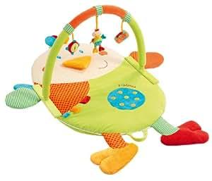 fehn 097511 3 d activity decke spieldecke vogel baby. Black Bedroom Furniture Sets. Home Design Ideas