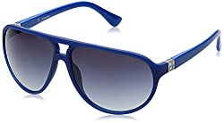 Calvin Klein Gradient Aviator Men Sunglasses (Ck 3154 285 62 S 62 millimeters Grey)