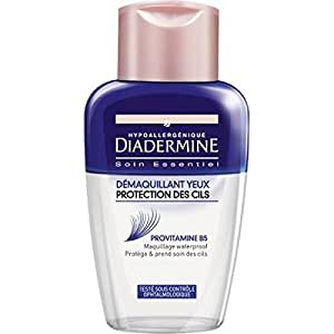 Diadermine - démaquillant respect yeux express - 125ml