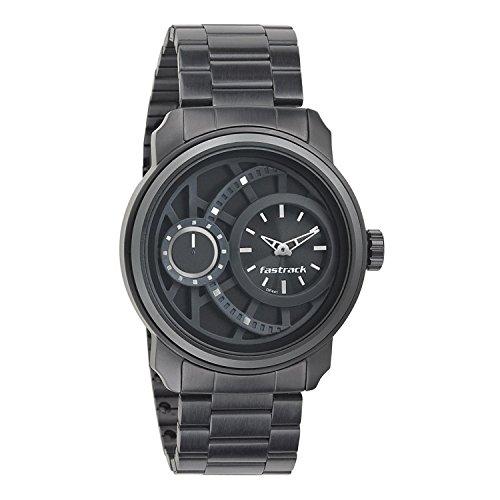4105HlTsxBL - 3147KM01 Fastrack Analog Mens watch
