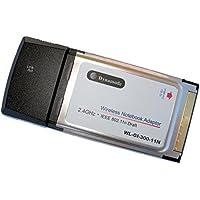 DYNAMODE 11G WIRELESS PCMCIA DESCARGAR CONTROLADOR