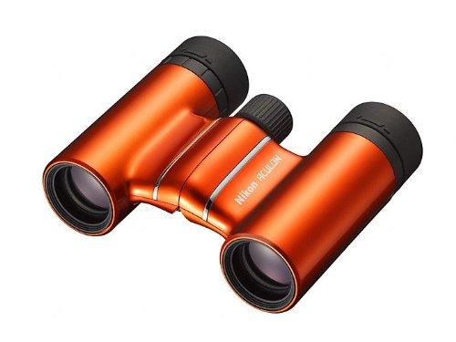 Nikon Aculon T01 8x21 Fernglas (8-fach, 21mm Frontlinsendurchmesser) orange