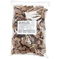 Allgrill Pastillas de encendido para barbacoa (200 unidades)