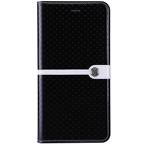 NILLKIN Housse en cuir de glace pour l'iPhone 6 Plus vert