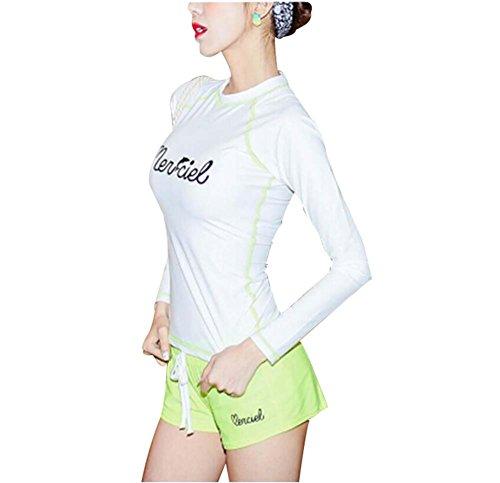 Breath Trennt Swimwear / Tauchanzug / Surf Anzug (Trennt Anzüge Damen)