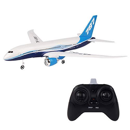 Boman Fernbedienung Flugzeug 2,4 GHz EPP-Material RC-Flugzeuge Super Lange Flugentfernung Super Crashworthiness Control Flugspielzeug für drinnen und draußen
