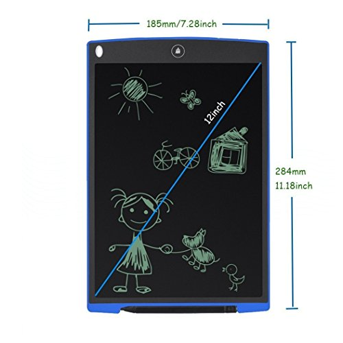 lcd disegno tablet economici compresse newyes nywt120 30 5 cm ewriter lcd writing tablet. Black Bedroom Furniture Sets. Home Design Ideas