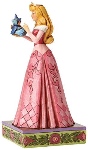 Disney Tradition Wonder & Wisdom (Aurora With Fairy Figur) (Tiara Beauty Sleeping)
