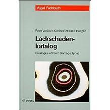 Lackschadenkatalog /Catalogue of Paint Demage Types