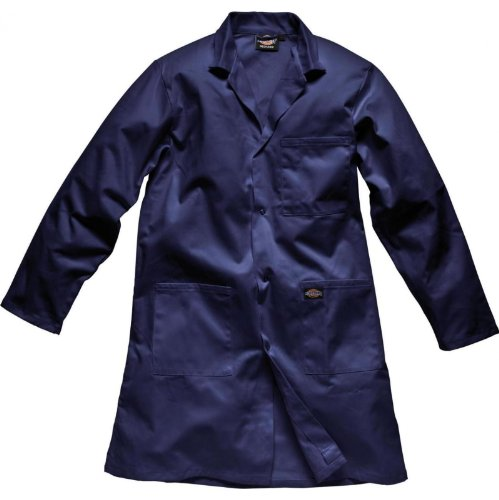 Dickies Redhawk-Cappotto/mens Workwear, blu