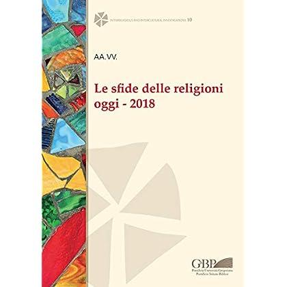 Sfide Delle Religioni Oggi - 2018