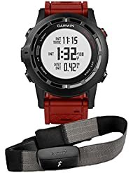 Garmin GPS Multisport Uhr Fenix 2 SE Performer Bundle, 010-01040-71