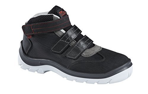 Mts Sicherheitsschuhe Diesel S3 7821, Chaussures de sécurité Mixte adulte Noir - Noir