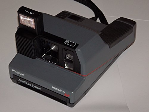 Polaroid Impulse AF – Système de mise au point automatique analogique Appareil photo instantané Idéal pour 600 Films # # Collector – Technique geprüft – Fonctionne – by photo Flash # #