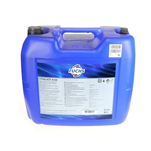 20 Litre Automatic Transmission Oil Fuchs Titan ATF 4134 20 L Container for  Mercedes-Benz Automatic Transmission – MB 236 14