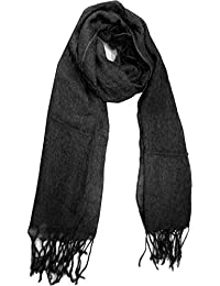 Dolphin Men's and Women's Solid Cotton Scarf Scarves Stole in for all seasons 0 5m by 2m Pack of 1