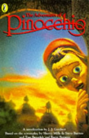 The adventures of Pinocchio : based on the film