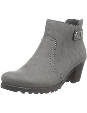 Rieker Damen Y8062 Kurzschaft Stiefel
