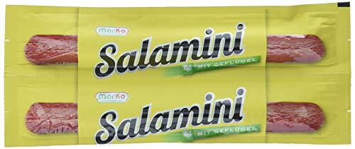 Salamini mit Geflügel, 25er Pack (25 x 2 x 25g)