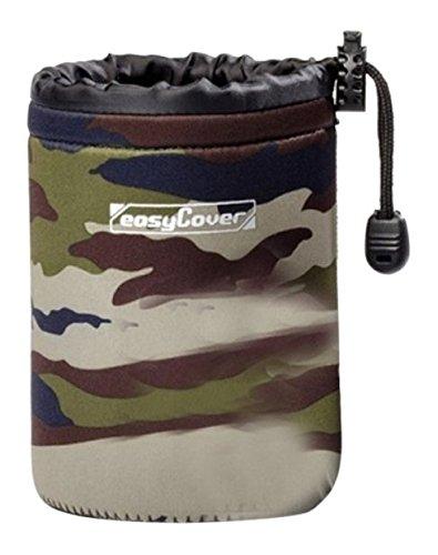 easyCover by BILORA ECLCMC Objektiv Tasche, Medium Camouflage