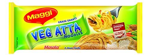 Maggi 2 Minute Vegetable Atta Noodles, 320g