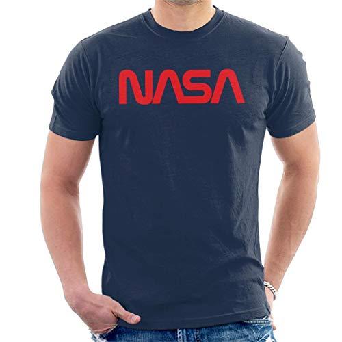 Nasa The Logo 1975-1992 Men's T-Shirt