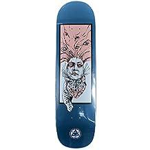 "Welcome Skateboards Stoker sobre grandes Bunyip–Tabla de skate de profundidad azul 8,5"""