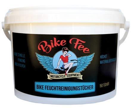 Preisvergleich Produktbild Motorrad Reinigungstücher Bike Feuchtreinigungstücher 150 Stück