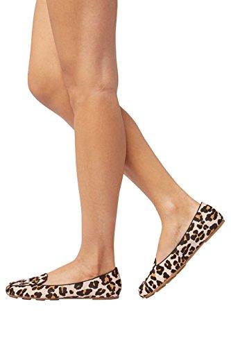 next Pantofole Donna Leopardo Stampa