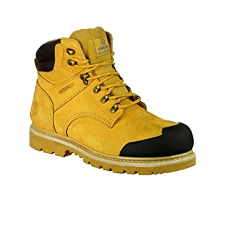 Amblers Safety FS226 Safety Boot / Mens Boots (8 UK) (Honey)