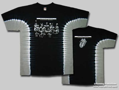 T-Shirts Homme ROLLING STONES Voodoo Lounge Medium - import direct USA