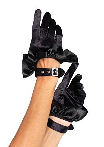 Leg Avenue 2028 - Rüschen Handschuh (Avenue Rüschen Leg)