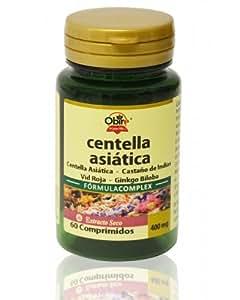Centella Asiatica (Complex) 400 mg (Estratto secco) 60 cpr