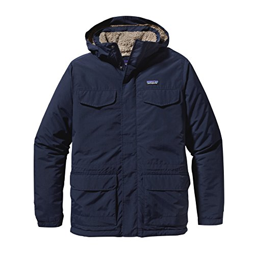 Patagonia Isthmus Parka L navy blue