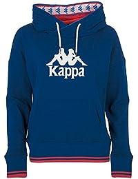 Amazon.es  Kappa - Sudaderas sin capucha   Sudaderas  Ropa 7f29168fd9686