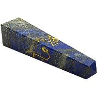 Reikiera Heilende Lapis Lazuli Stein Reiki Obelisk Turm Element Symbol Spirituelle Edelstein-8-10 preisvergleich bei billige-tabletten.eu