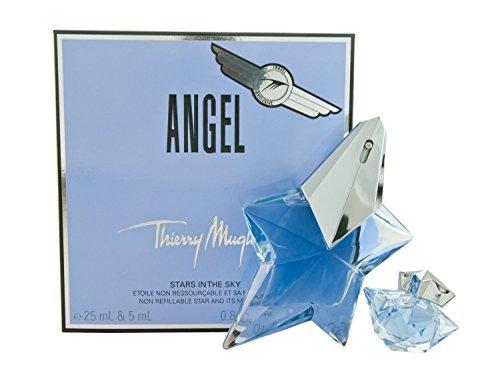 Angel für Damen Gift Set - 24 ml Eau de Parfum Spray + 5 ml Eau de Parfum Mini -