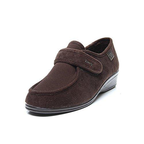 DOCTOR CUTILLAS, Sneaker donna Marrone Marrón 37