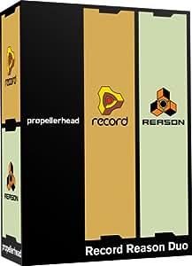 Propellerhead Logiciel Record Reason Duo