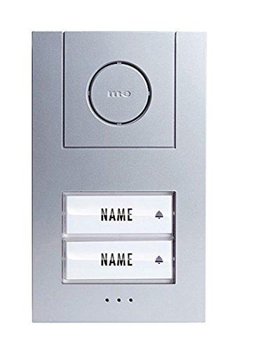 m-e Vistus AD-420 2-Family House Audio-Doorphone Additional Outdoor Unit