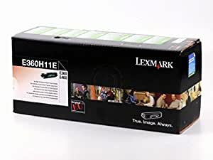 Lexmark E 360 DN (E360H11E) - original - Toner black - 9.000 Pages