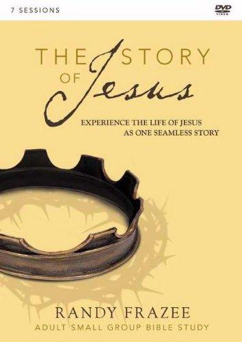 Preisvergleich Produktbild DVD - Story Of Jesus: A DVD Study