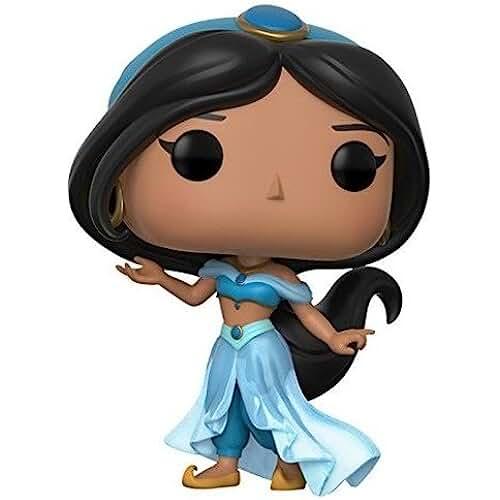 munecos pop kawaii Aladdin - Disney Figura de vinilo Jasmine (Funko 21215)
