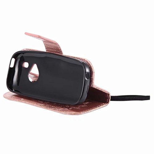 Bag Or Nokia Pour Magnétique Souple En Lemorry Flourish Portefeuille 2017 vert Flip Etui Bumper Housse 3310 Cuir Silicone 2017 Protection Rose De Slim Sqp1z