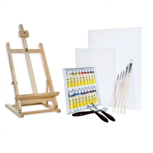 artina-artist-painting-set-with-large-table-easel-sydney-with-acrylic-paints-brushes-canvas-palette-