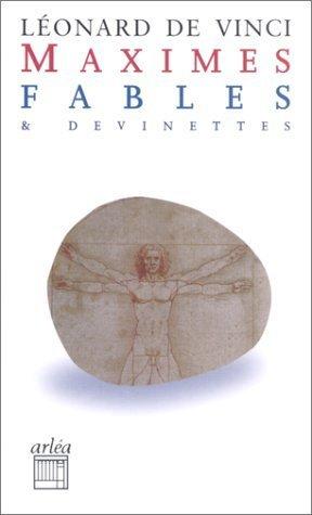 Maximes Fables Et Devinettes [Pdf/ePub] eBook