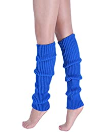Ourlove Fashion 1 Pair Knit Leg Warmers Toppers Boot Socks Leggings