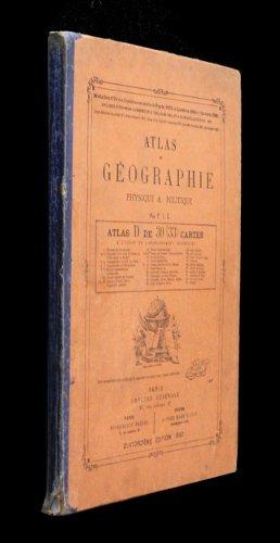 Atlas de géographie physique et politique